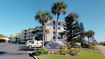 New Smyrna Beach Condo/Townhouse For Sale: 4811 Saxon Drive #A103