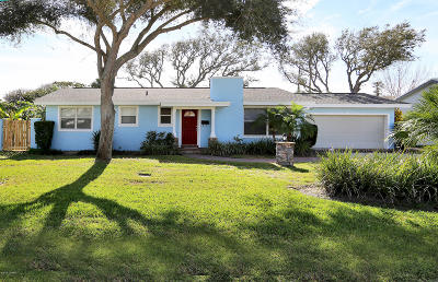 Ormond Beach Single Family Home For Sale: 116 Hilldale Avenue