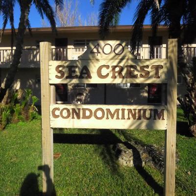Flagler Beach Condo/Townhouse For Sale: 400 N Flagler Avenue #6
