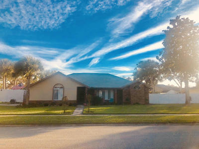 Port Orange Single Family Home For Sale: 5914 Wishing Well Drive