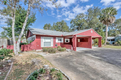 Ormond Beach Attached For Sale: 16 Red Maple Circle