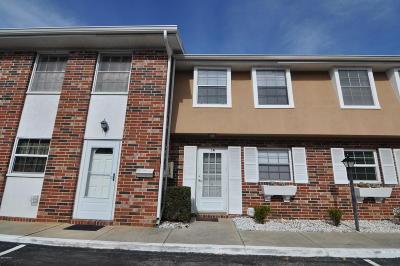 South Daytona Condo/Townhouse For Sale: 2200 S Palmetto Avenue #C040