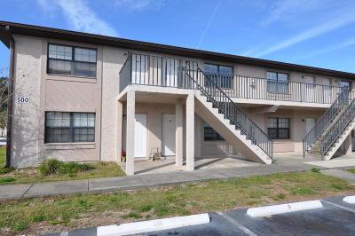 Daytona Beach Condo/Townhouse For Sale: 1290 9th Street #506
