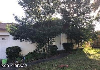 Volusia County Single Family Home For Sale: 1549 Culverhouse