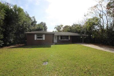 Deland  Single Family Home For Sale: 338 E Volusia Avenue