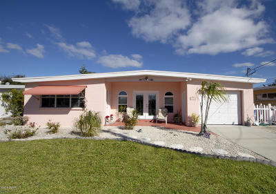 Daytona Beach Single Family Home For Sale: 3231 S Peninsula Drive