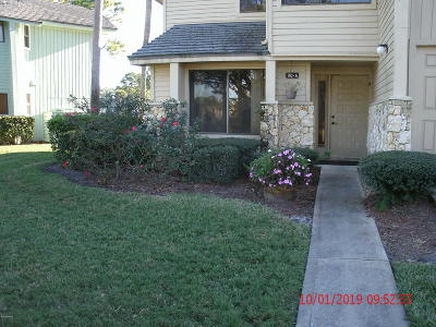 Volusia County Rental For Rent: 110 Blue Heron Drive #A