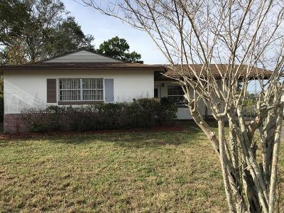 Volusia County Single Family Home For Sale: 1562 Carmen Avenue