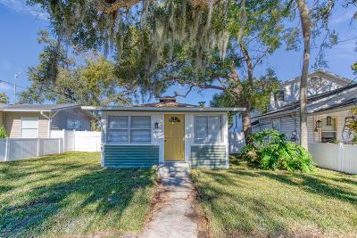 Daytona Beach Single Family Home For Sale: 150 Congress Avenue