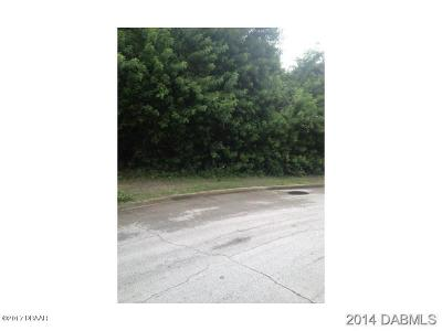 Volusia County Residential Lots & Land For Sale: 1137 Yaupon Street