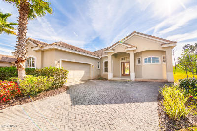 New Smyrna Beach Single Family Home For Sale: 460 Venetian Villa Drive
