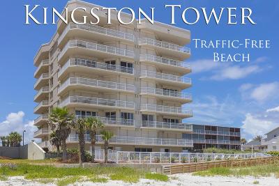 Daytona Beach Condo/Townhouse For Sale: 3851 S Atlantic Avenue #601