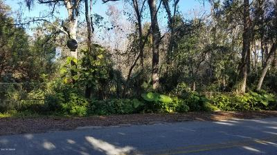 Volusia County Residential Lots & Land For Sale: 990 Alabama Avenue