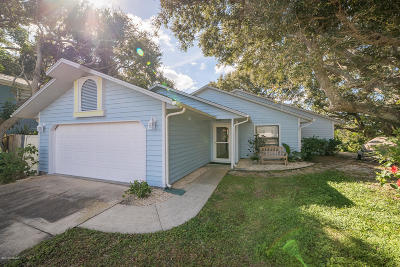 Ponce Inlet Single Family Home For Sale: 4708 S Peninsula Drive