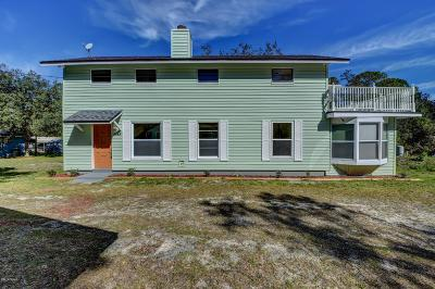 Deland Single Family Home For Sale: 2567 W Lake Drive