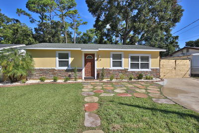 South Daytona Single Family Home For Sale: 528 Blake Road