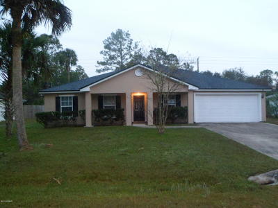 Palm Coast Single Family Home For Sale: 5 Seamanship Trail