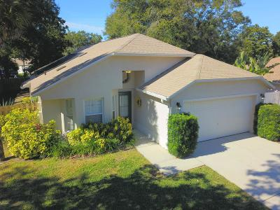 Port Orange Single Family Home For Sale: 6042 Hickory Grove Lane