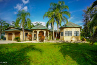 Port Orange Single Family Home For Sale: 3 Cedar Street