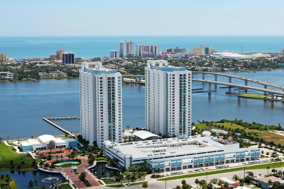 Volusia County Condo/Townhouse For Sale: 241 Riverside Drive #1808