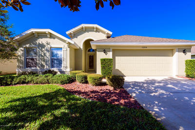 Ormond Beach Single Family Home For Sale: 1256 Crown Pointe Lane