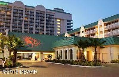 Daytona Beach Condo/Townhouse For Sale: 2700 N Atlantic Avenue #516