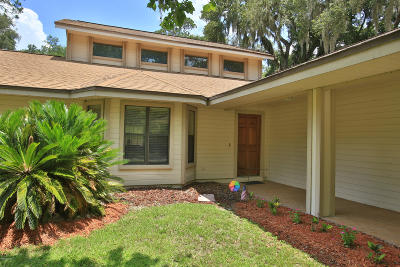Ormond Beach Single Family Home For Sale: 125 Hollow Branch Crossing