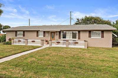 Ormond Beach Single Family Home For Sale: 16 Starlight Drive