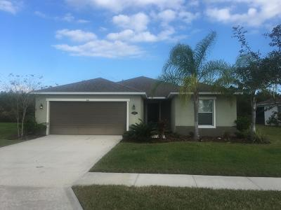 Daytona Beach Single Family Home For Sale: 104 Mulberry Branch Court