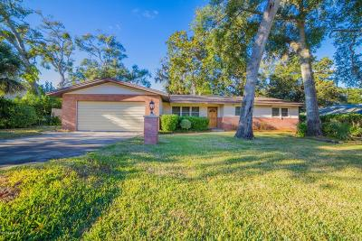 Ormond Beach Single Family Home For Sale: 55 Melrose Avenue