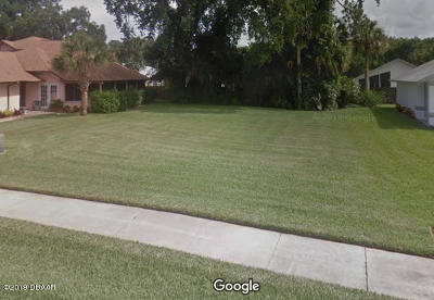 Volusia County Residential Lots & Land For Sale: 4617 Barnacle Drive