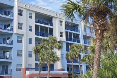 New Smyrna Beach Condo/Townhouse For Sale: 5300 S Atlantic Avenue #2301