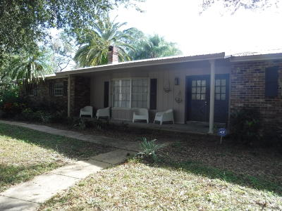 Volusia County Rental For Rent: 1965 Avocado Drive