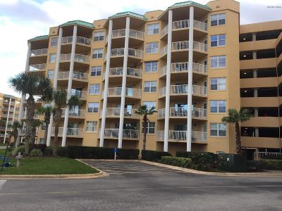 Volusia County Condo/Townhouse For Sale: 4650 Links Village Drive #D307