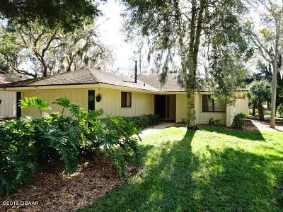 Volusia County Single Family Home For Sale: 708 Tantallon Court
