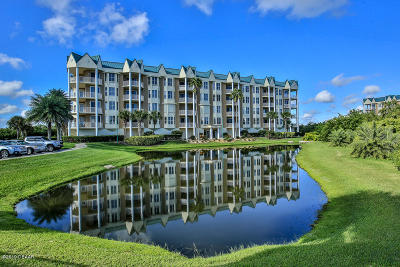 Ponce Inlet Condo/Townhouse For Sale: 4672 Riverwalk Village Court #8203