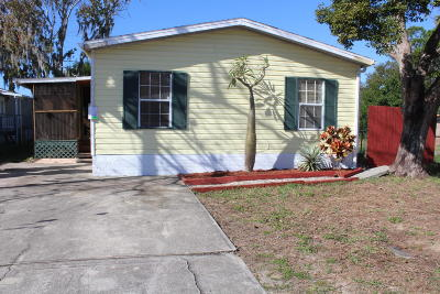 Port Orange Single Family Home For Sale: 6516 Pathelen Drive