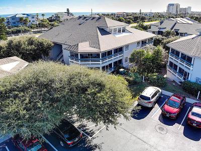 New Smyrna Beach Condo/Townhouse For Sale: 4319 Sea Mist Drive #172