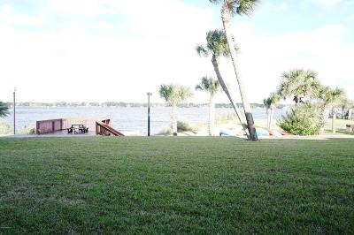 Volusia County Condo/Townhouse For Sale: 721 S Beach Street #104A