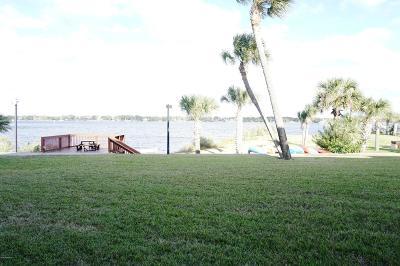 Daytona Beach Condo/Townhouse For Sale: 721 S Beach Street #104A
