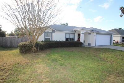 Deltona Single Family Home For Sale: 3354 Courtland Boulevard