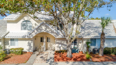 Port Orange Attached For Sale: 3550 Forest Branch Drive #D