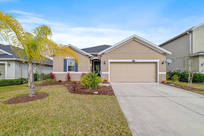Daytona Beach Single Family Home For Sale: 453 Grande Sunningdale Loop