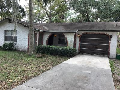 Volusia County Rental For Rent: 1512 Mobile Avenue