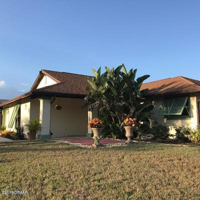 Volusia County Rental For Rent: 11 Sand Dollar Drive