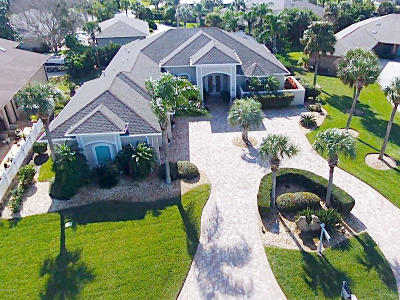 New Smyrna Beach Single Family Home For Sale: 421 Quay Assisi