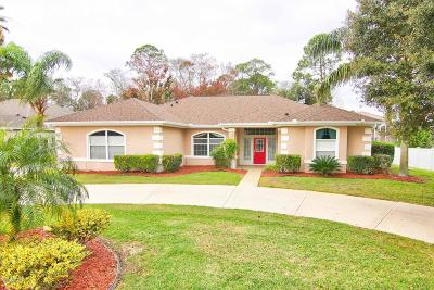 Ormond Beach FL Single Family Home For Sale: $373,500