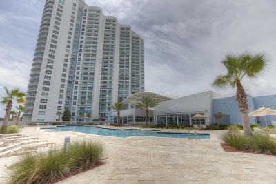 Holly Hill Condo/Townhouse For Sale: 241 Riverside Drive #2606