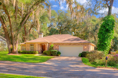 Deland  Single Family Home For Sale: 2665 Parkway Drive