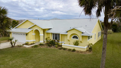 Flagler Beach Single Family Home For Sale: 2624 N Osprey Circle